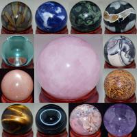 Crystal Spheres